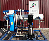 Обессоливания воды, обратный осмос от 24 000 л/сут