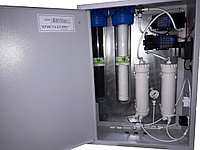 Обессоливание воды, фильтрация обратный осмос 800 GPD 3000л/сут