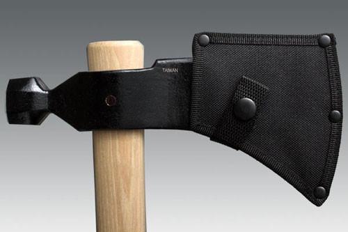 Чехол для топора Cold Steel Riflemans Hawk, Цвет: Чёрный, (SC90RH)