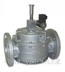 Электромагнитный клапан Eska EVG 1100 (Ø100)  к нему необходим газовый сигнализатор