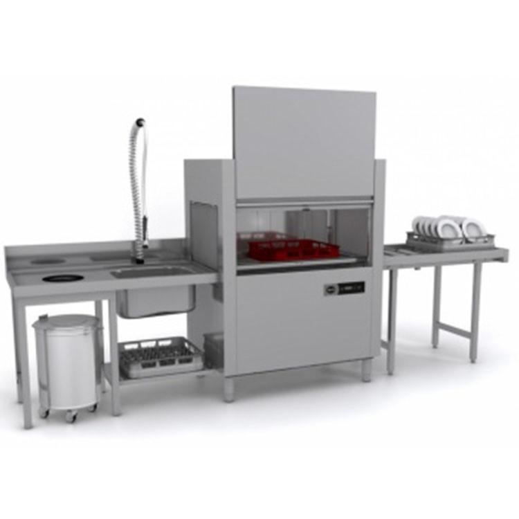 Машина посудомоечная Apach ARC100 (T101) ТУННЕЛЬНАЯ+CW Л/П