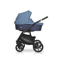 Детская коляска Riko Basic Bella 2 в 1 Синий, фото 1