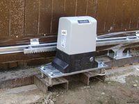 Привод для откатных ворот SLIDING-1300 / 2100