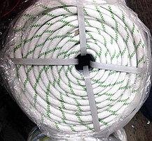 Веревка 12мм (Фал капроновый) 100 метровый  в Алматы, фото 3
