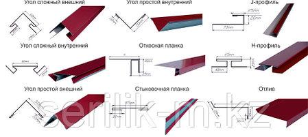 УГОЛОК ДЛЯ ОТКОС 3 мм, фото 2