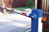 Мобильная опора для шлагбаума, фото 4