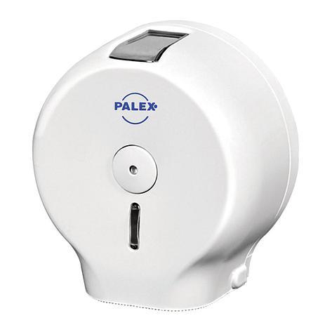 Диспенсер для туалетной бумаги Джамбо с окошком, фото 2