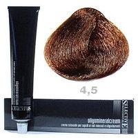 Олигоминеральная крем-краска для волос Selective Oligomineral Cream 100 мл.