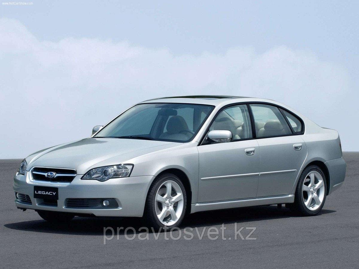 Переходные рамки на Subaru Legacy IV (BP,BL) дорестайл и рестайл (2003-2009)   для Hella 3R