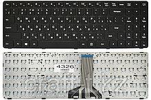Клавиатура для ноутбука Lenovo 100-15IBD ,черная, с рамкой