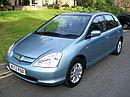 Civic Hatchback 2001-2005