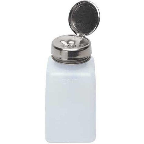 Дозатор для спирта 200 мл, с металлической помпой , фото 2