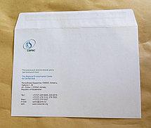 Конверты, печать на конвертах, изготовление., фото 2