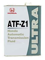 Трансмиссионное масло Honda ATF-Z1 (ATF-DW1) 08266-99904 4литра