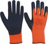 Перчатки рабочие акриловые, облитые вспененным латексом , фото 2