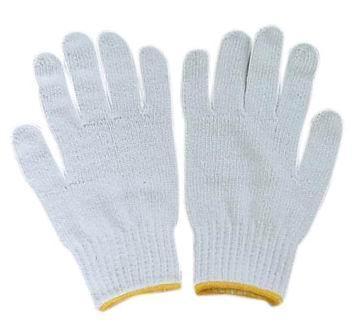 Перчатки рабочие  х/б  плотные, вязанные, фото 2
