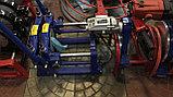 Механический сварочный аппарат для стыковой пайки полиэтиленовых труб от 63 до 160мм, фото 2