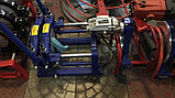 SKAT 63-160мм с 2мя держателями рычаговый, механический сварочный аппарат для стыковой пайки ПП труб, фото 3