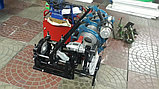 SKAT 63-160мм с 2мя держателями рычаговый, механический сварочный аппарат для стыковой пайки ПП труб, фото 5