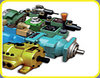 Стартеры, турбокомпрессоры и генераторы для экскаваторов Hitachi и Komatsu