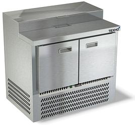 Стол холодильный для пиццы Техно-ТТ СПН/П-126/20-1007 (внутренний агрегат)