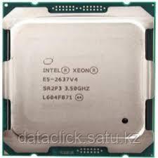 Intel CPU Server 4-Core Xeon E5-2637V4 (3.5 GHz, 15M Cache, LGA2011-3) tray