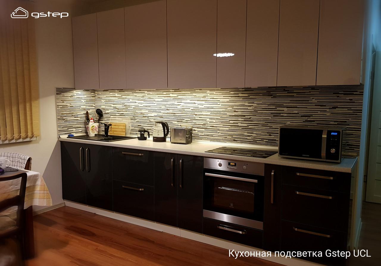 Gstep UCL 60 см сенсорная светодиодная подсветка Gstep. Кухонная подсветка от 30 до 200 см.