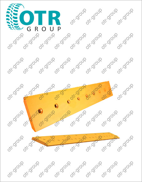 Нож Shantui SD16 центральный 16Y-80-00019