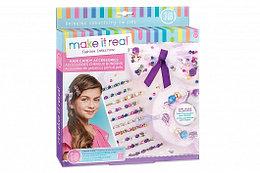 Make it real 1312 Набор для создания аксессуаров для волос