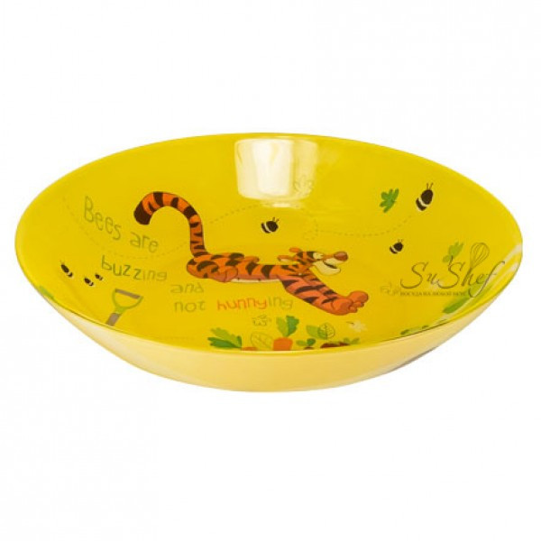 Тарелка суповая Luminarc Disney Winnie Garden 20 см