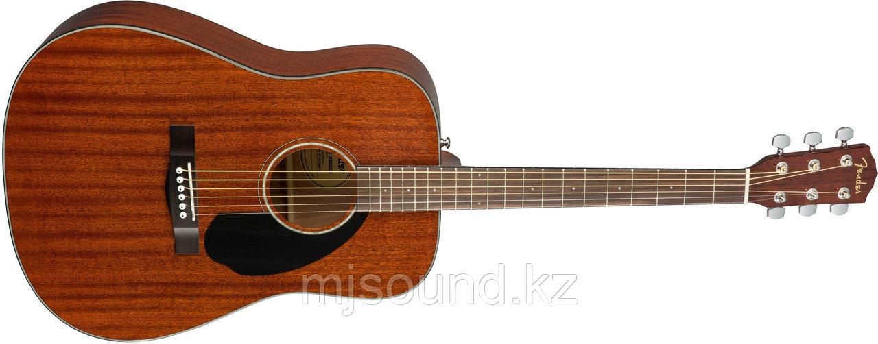 Акустическая гитара Fender CD-60S All Mahogany