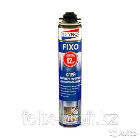 Клей Теплоизоляционный  POLYNOR FIXO проф. (баллон 850 мл).