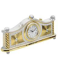 Настольные, каминные часы. Фарфор, ручная работа, Италия