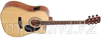 Электроакустическая гитара Cort AD880CE NAT