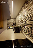 Gstep UCL 200 см сенсорная светодиодная подсветка Gstep. Теплый белый 3000К, фото 1