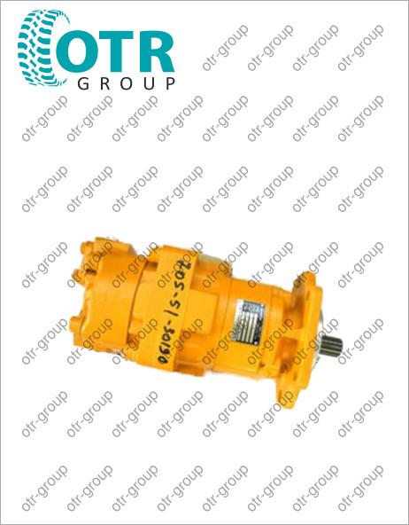 Главный гидронасос Shantui SD23 705-51-30190