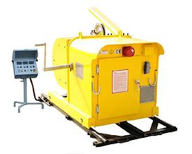 Канатные станки для добычи блоков природного газа серии WS-E