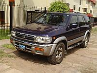 Двигатель для NISSAN TERRANO 1998 г.
