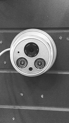 Внутренняя купольная IP камера, фото 2