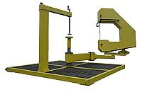 Вертикальные алмазные канатные станки модели VWS500