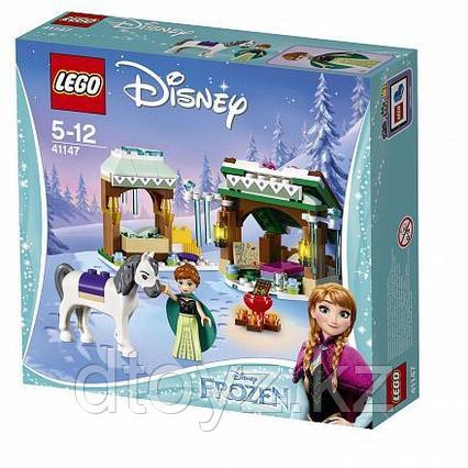 Lego Disney Princess  41147 Зимние приключения Анны Лего Принцессы Дисней