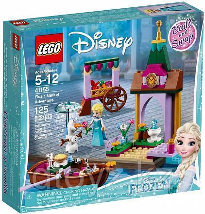 Lego Disney Princess  41155 Приключения Эльзы на рынке Лего Принцессы Дисней