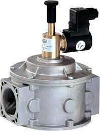 Электромагнитный клапан Madas M16/RM (Ø32)  к нему необходим газовый сигнализатор