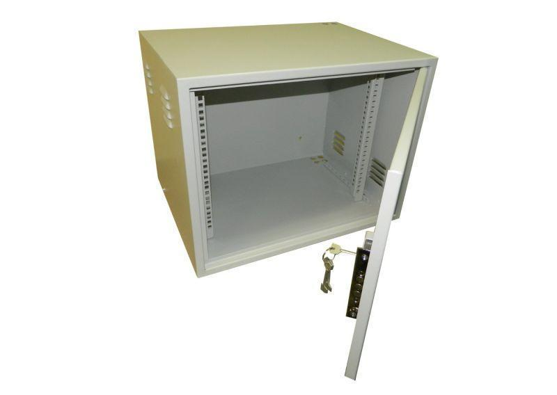 Шкаф антивандальный навесной В-0 7U 600*450*380мм (Ш*Г*В)