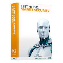 ESET NOD32 Smart Security (3 компьютера)