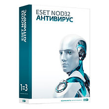 ESET NOD32 Антивирус Platinum Edition (3 компьютера)