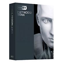 ESET NOD32 TITAN (3 компьютера)