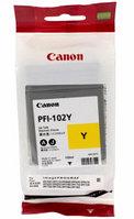Картридж CANON PFI-102Y [0898B001] | [оригинал]