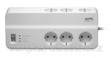 Сетевой фильтр APC PM6-RS [PM6-RS]