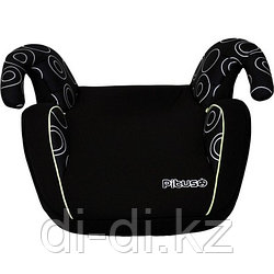 PITUSO Бустер BLACK PRINTED черный с рисунком